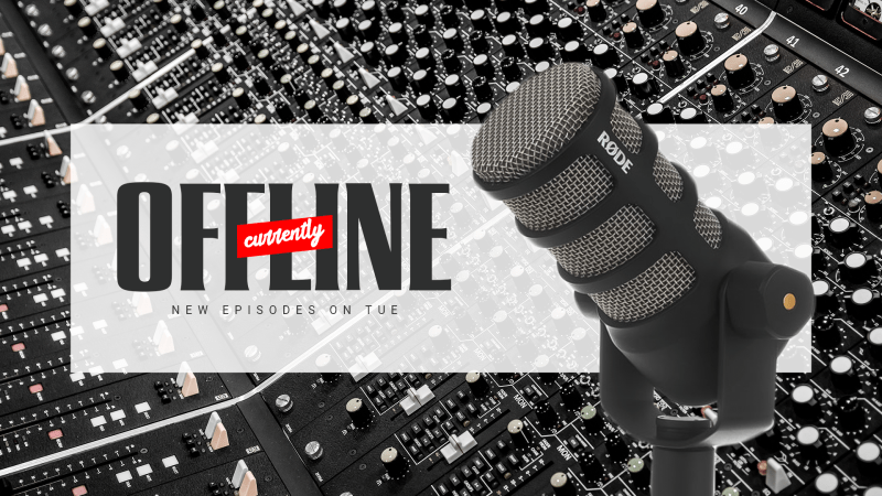 Live Podcast Offline
