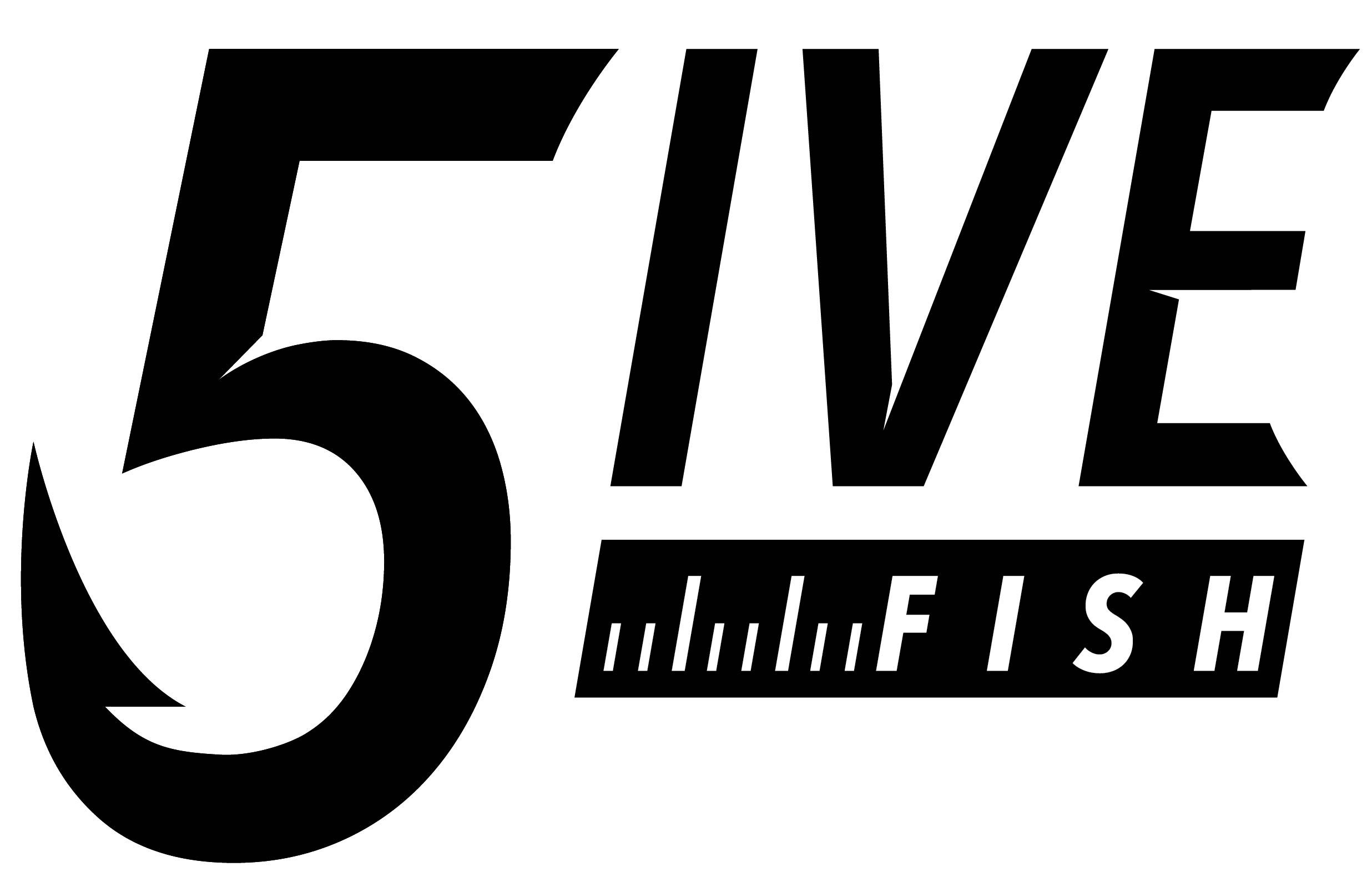 5 Fish Lures logo
