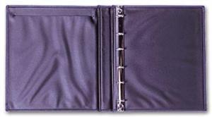 56501N 6 Ring Duplicate Deskbook Check Cover 7 7/8 x 9 1/8