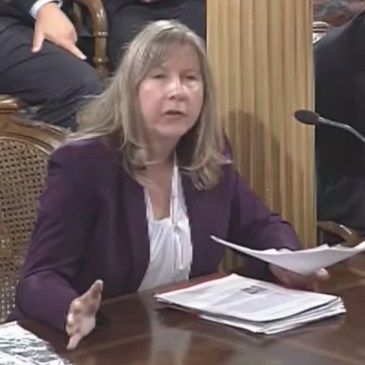 Dr Angie Colbeck Testifies on the Health Hazards of EMF Radiation