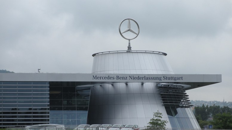 Telefónica and Mercedes-Benz to build a 5G Factory