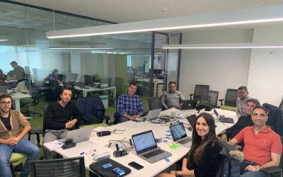 Third F2F meeting in Lisbon