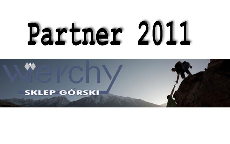 Wierchy partnerem wyprawy 2011