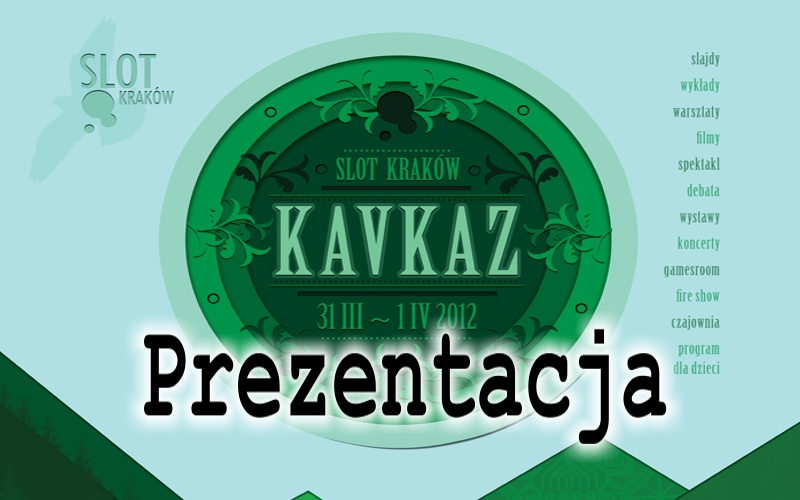 SLOT Fest Kavkaz 2012