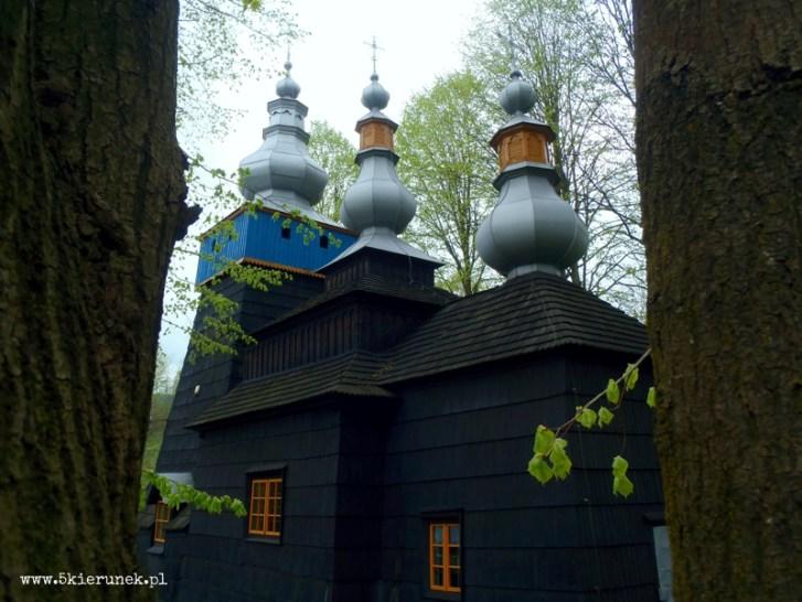 Piąty Kierunek - Śladami łemkowskich cerkwi - część 1.06