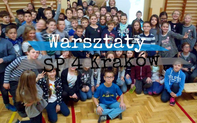 Prezentacja dla uczniów SP nr 4 w Krakowie