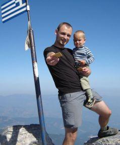 Mytikas - wizyta u Zeusa na Olimpie cz. 2 - Piąty Kierunek08