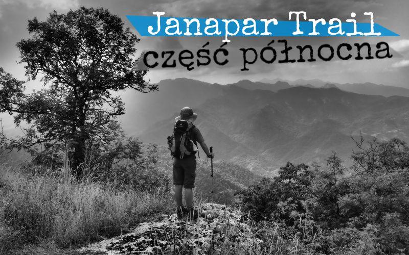 Janapar Trail black & white - część północna