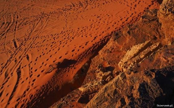 Wadi Rum - pełnia pustyni - Piąty Kierunek07