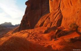 Wadi Rum - pełnia pustyni - Piąty Kierunek09