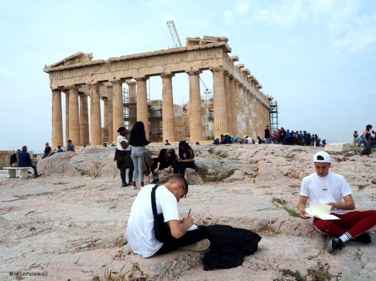 Akropol ateński - Piąty Kierunek06