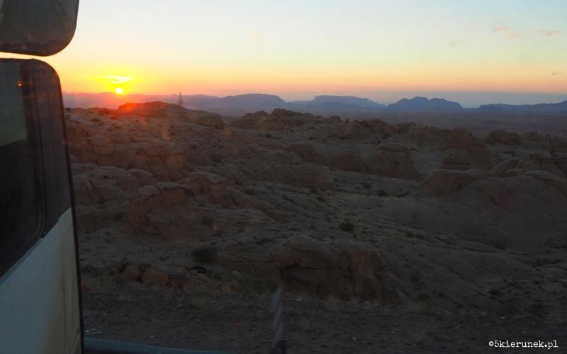 Petra - Little Petra - trekking - Piąty Kierunek01