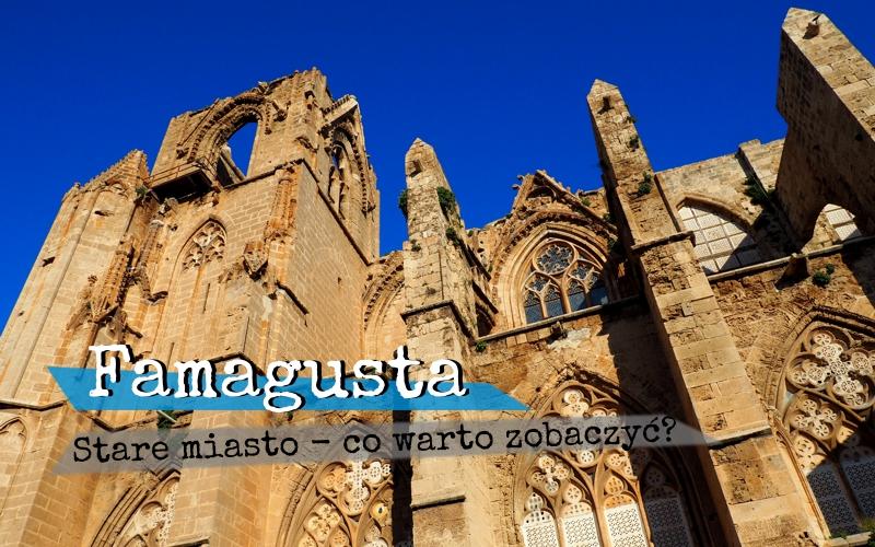 Famagusta - stare miasto - Piąty Kierunek