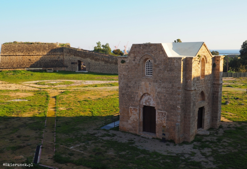 Famagusta - Kościół ormiański i Bastion Martinengo