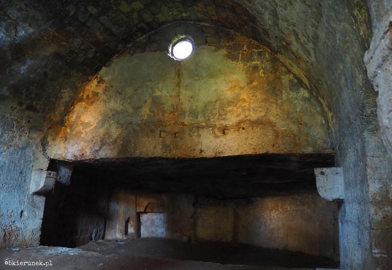 Famagusta - Podziemny kościół