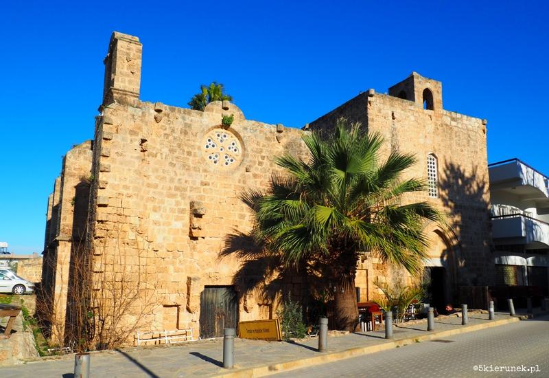 Famagusta - Kościoły bliźniacze