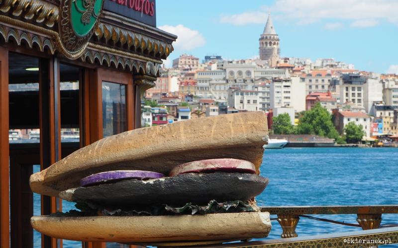 Turcja - balik ekmek - Piąty Kierunek