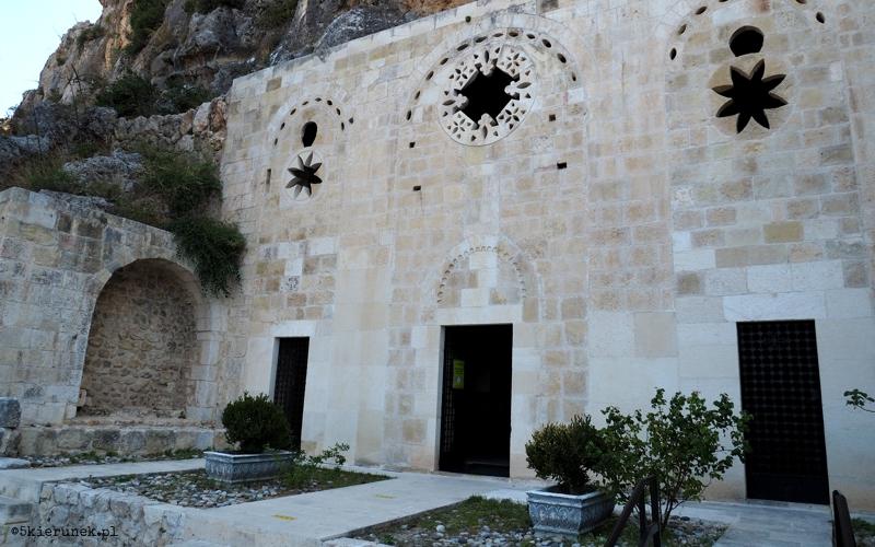 Turcja - kościół świętego Piotra w Hatay - Piąty Kierunek