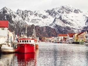 perkraustymas į Norvegiją