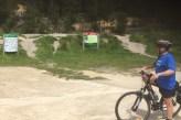 Kev at Kaiteriteri MTB Park