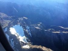 Southern Alps, en-route to Hokitika