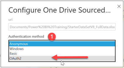 How to Use and Refresh Power BI Using OneDrive Data Sources - 5MinuteBI