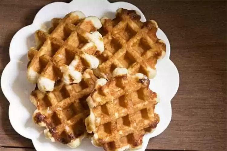 coconut flour waffles