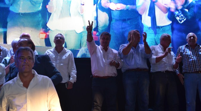 """Selva: """"Massa va a ser el nuevo presidente"""""""