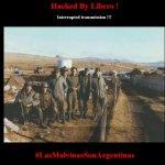 Hackean Radio Malvinas y reproducen el Himno Argentino
