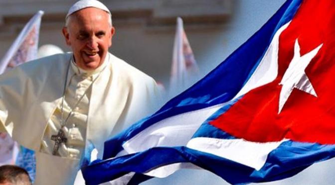 El Papa estudia hacer una escala en Cuba con ocasión de su viaje a Estados Unidos