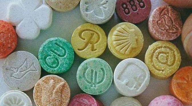 Secuestran en Aduana 24 mil pastillas éxtasis