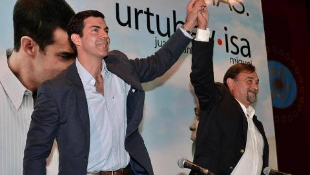 Importante triunfo de Juan Manuel Urtubey en Salta