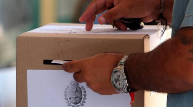 En Mendoza se eligen mañana en dos distritos, Intendente y Concejales