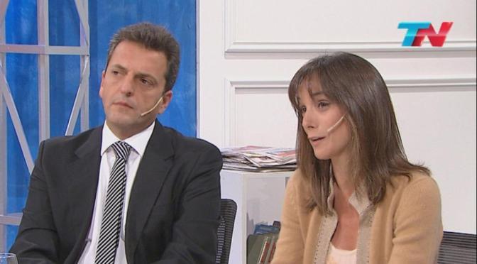 Malena Massa embistió contra Scioli