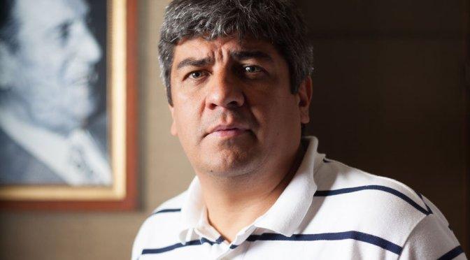 Se plantó Pablo Moyano y no acepta el techo salarial