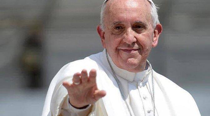Francisco y sus mensajes de Paz al mundo