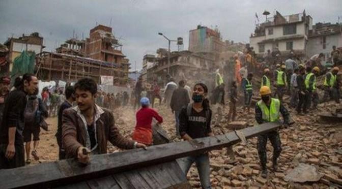Unicef alerta del riesgo de tráfico de niños tras el terremoto en Nepal