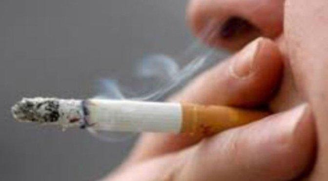Los cigarrillos suben un 13%