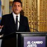 Sergio Massa ratificó su candidatura a Presidente