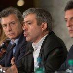 Tucumán: Stolbizer, Macri, Massa y Sanz se pronunciaron en forma conjunta