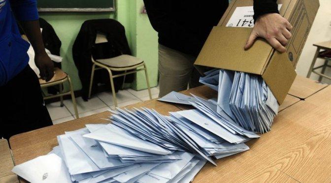 Tucumán: ¿Se rompieron los videos que vigilaban las urnas?