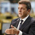Sergio Massa: «El voto a Macri es un voto inútil porque pierde en segunda vuelta con Scioli»