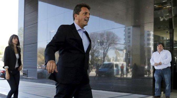 """Sergio Massa, antes de tomar posición sobre el ballotage: """"No necesitamos cargos, necesitamos cambios"""""""