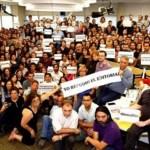 Periodistas de La Nación repudian el editorial del diario que sugiere indulto a represores