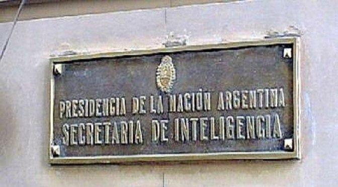 Gustavo Arribas, el tapado de la AFI, y Pablo Bressi, jefe de la Bonaerense