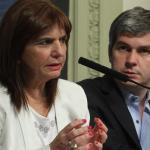"""Patricia Bullrich: """"Hubo una información falsa puesta a propósito"""""""