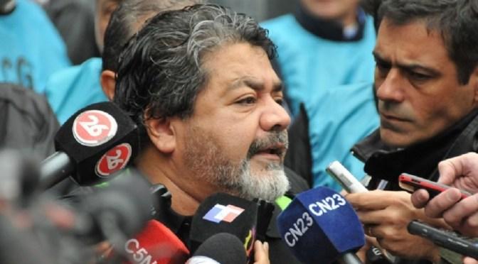 UOCRA: Gerardo Martínez preocupado por la situación de la obra pública