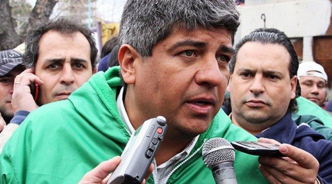 """Pablo Moyano: """"Macri es igual a Menem pero sin patillas"""""""