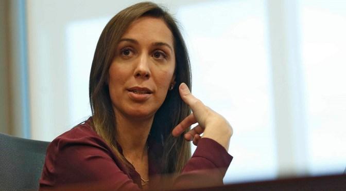 Ente de Turismo de Mar del Plata: la Gobernadora Vidal pidió echar a su titular detenido por estafa