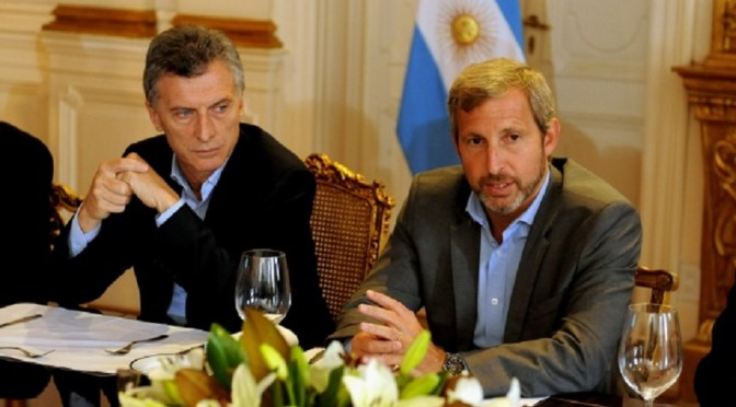Macri almorzó con los Intendentes de las capitales provinciales de todo el País